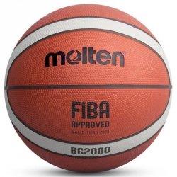 Piłka koszykowa Molten B5G2000 5 brązowy