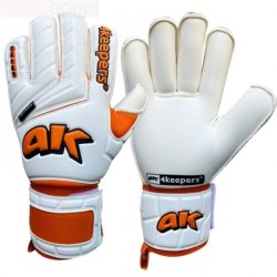 Rękawice 4Keepers Champ Training V RF Junior S781749 biały 5