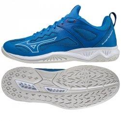 Buty do piłki ręcznej Mizuno GHOST SHADOW X1GA218024 42 1/2 niebieski