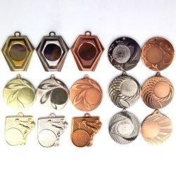 Medal na wklejkę 25 mm średni złoty /srebrny /brązowy