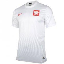 Koszulka Reprezentacji Polski Nike Poland Junior Home Supporters 846807 100 biały L
