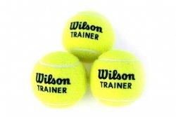 Piłka tenisowa Wilson Trainerball / Triniti Club żółty