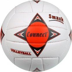 Piłka siatkowa Connect Smash 5 czerwony