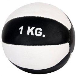 Piłka lekarska 1 kg czarny