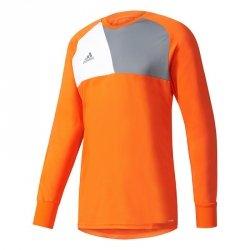 Bluza adidas Assita 17 GK AZ5398 pomarańczowy 128 cm
