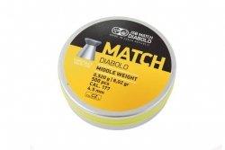 Śrut 4.5mm Diabolo Match 4,5 mm
