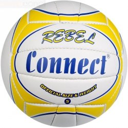 Piłka siatkowa Connect Rebel żółty