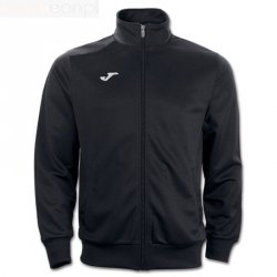 Bluza Joma Combi 100086.100 czarny 140 cm