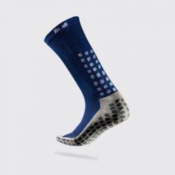 Skarpety piłkarskie Trusox Thin S niebieski 39-43,5
