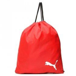 Plecak Worek Puma Pro Training II Gym Sack 074899 02 czerwony