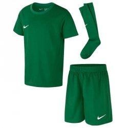 Komplet Nike LK NK Dry Park Kit Set AH5487 302 zielony L 116-122 cm