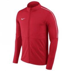 Bluza Nike Y NK Dry Park 18 TRk JKT AA2071 657 czerwony M (137-147cm)