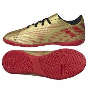 Buty adidas Nemeziz Messi .4 IN J FY0811 złoty 37 1/3