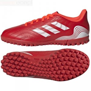 Buty adidas Copa Sense.4 TF J FY6166 czerwony 30