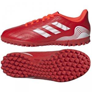 Buty adidas Copa Sense.4 TF J FY6166 czerwony 33