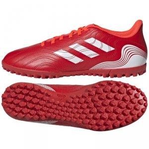 Buty adidas Copa Sense.4 TF FY6179 czerwony 45 1/3