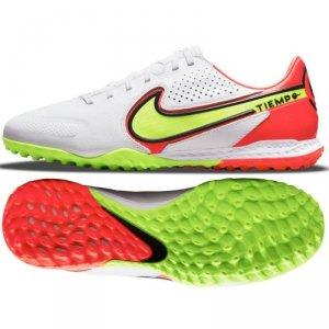 Buty Nike React Tiempo Legend 9 Pro TF DA1192 176 biały 44