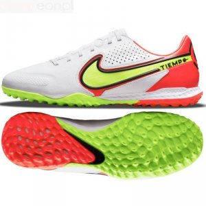 Buty Nike React Tiempo Legend 9 Pro TF DA1192 176 biały 43