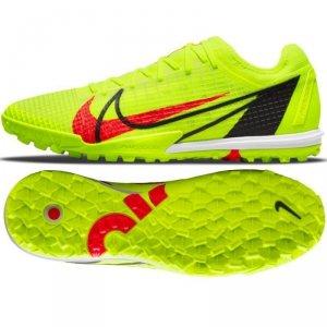 Buty Nike Mercurial Vapor 14 Pro TF CV1001 760 żółty 43