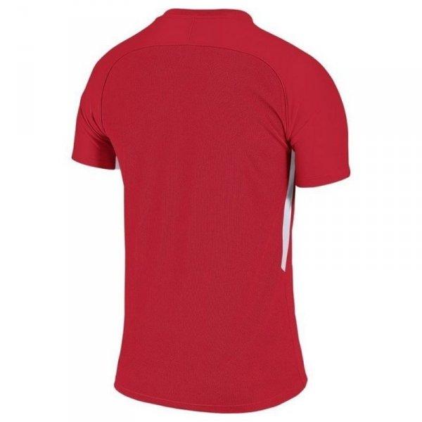 Koszulka Nike Y Tiempo Premier JSY SS 894111 657 czerwony L (147-158cm)