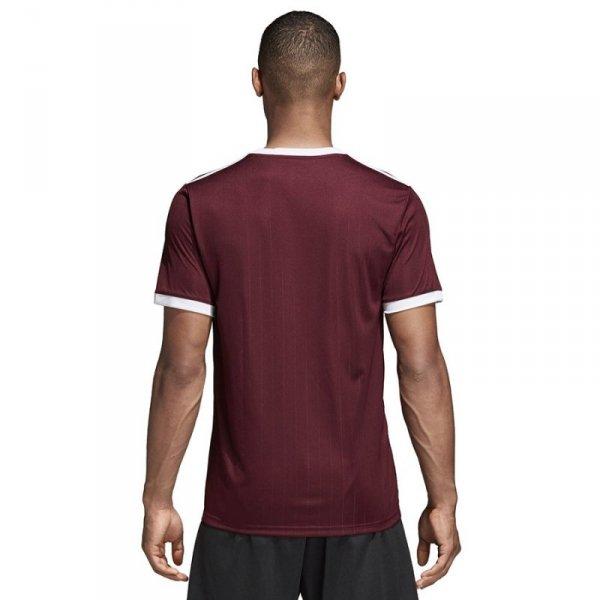 Koszulka adidas Tabela 18 JSY CE8945 czerwony L