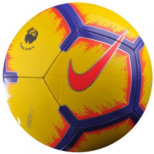Piłka Nike Premier League Pitch SC3597 710 żółty 5
