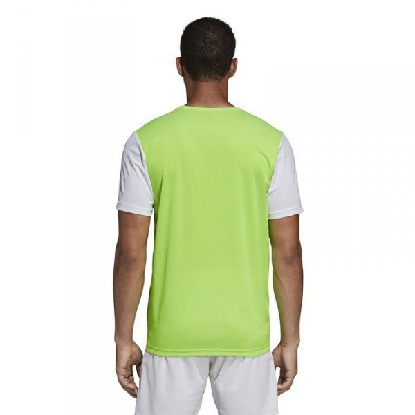 Koszulka adidas Estro 19 JSY DP3240 zielony 164 cm
