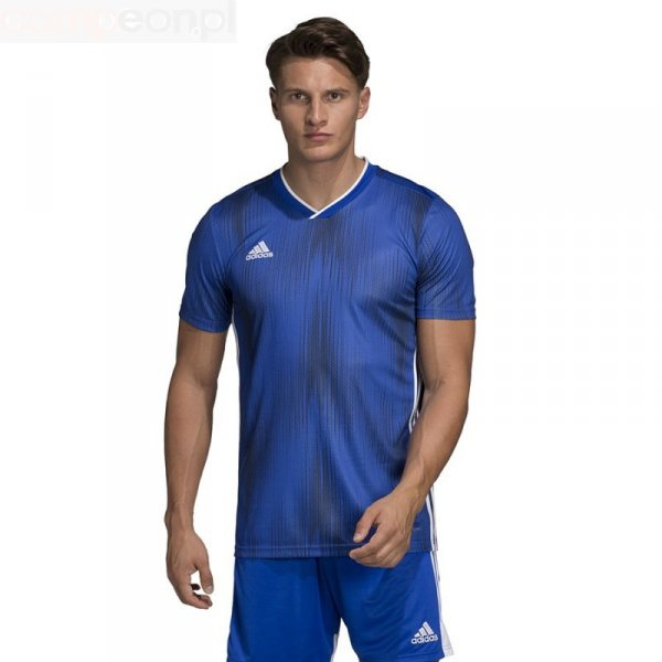 Koszulka adidas Tiro 19 JSY DP3532 niebieski XL
