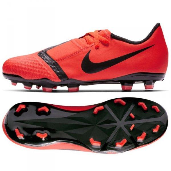 Buty Nike JR Phantom Venom Academy FG AO0362 600 czerwony 35