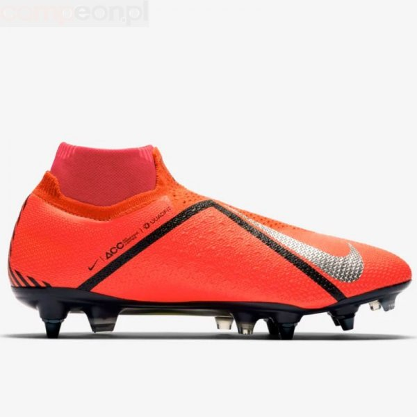 Buty Nike Phantom VSN Elite DF SG Pro AC AO3264 600 czerwony 42