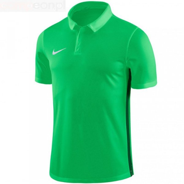 Koszulka Nike Polo Dry Academy 18 899984 361 zielony M