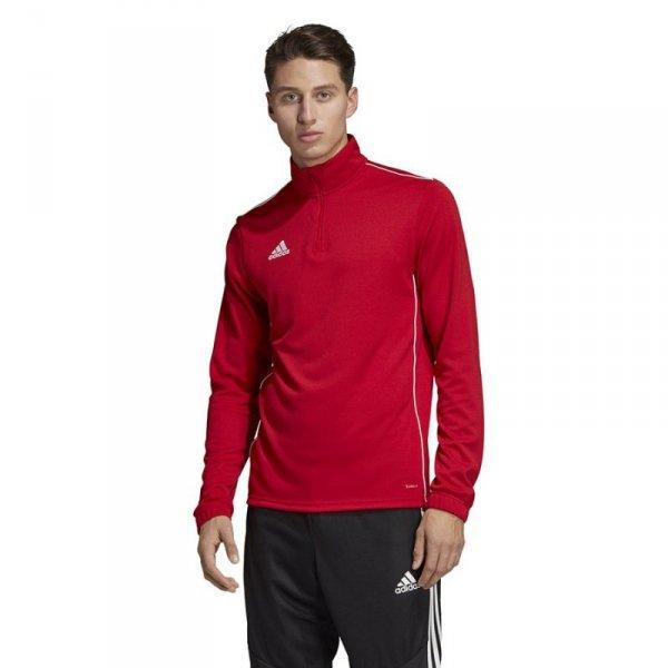 Bluza adidas CORE 18 TR TOP CV3999 czerwony S