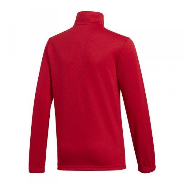 Bluza adidas CORE 18 TR Top Y CV4141 czerwony 128 cm