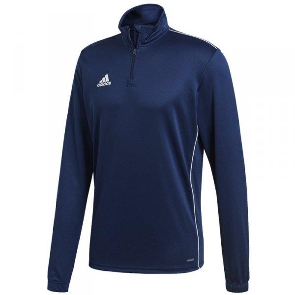 Bluza adidas CORE 18 TR TOP CV3997 granatowy L