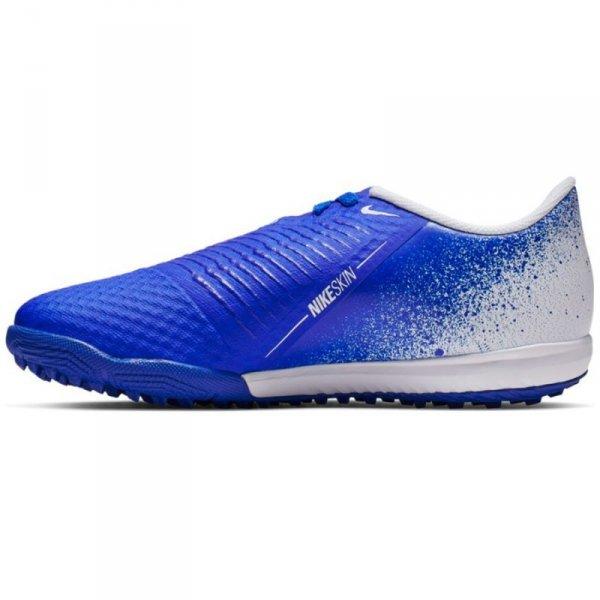Buty Nike JR Phantom Venom Academy TF AO0377 104 niebieski 38