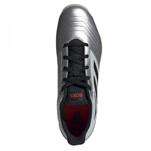 Buty adidas Predator 19.4 IN F35630 szary 42