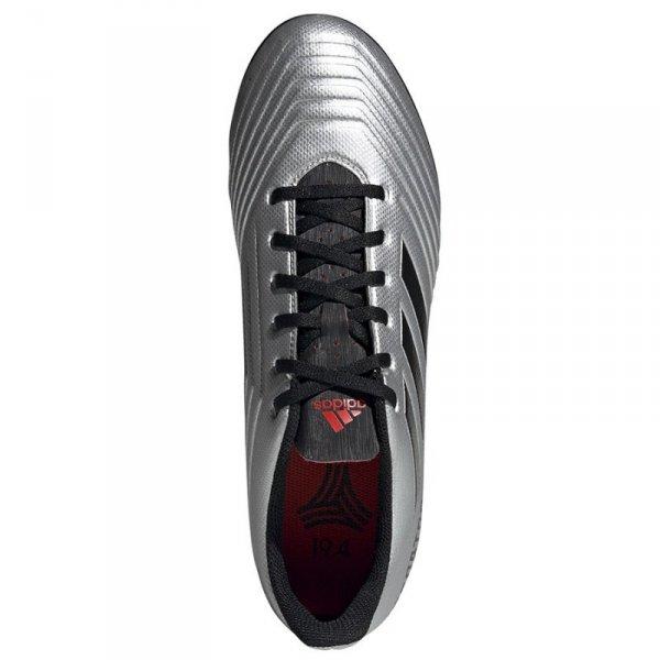 Buty adidas Predator 19.4 TF F35634 szary 44