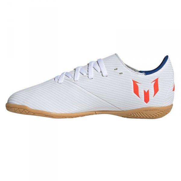 Buty adidas Nemeziz Messi 19.4 IN F99928 biały 37 1/3