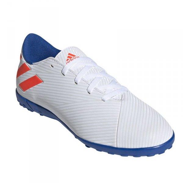 Buty adidas Nemeziz Messi 19.4 TF F99929 biały 36 2/3