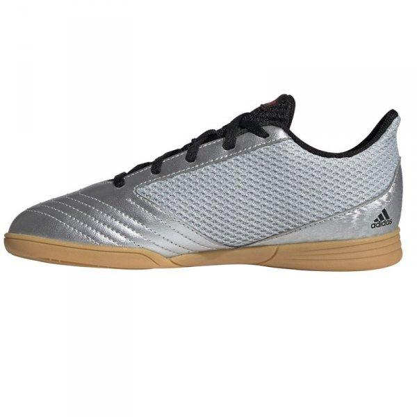 Buty adidas Predator 19.4 IN G25829 szary 33