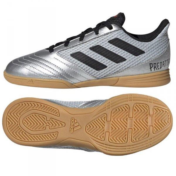 Buty adidas Predator 19.4 IN G25829 szary 38