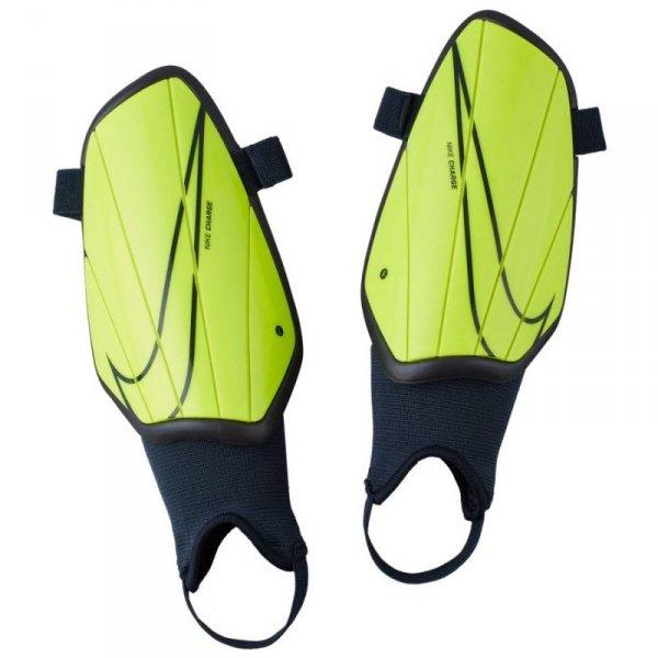 Nagolenniki Nike NK Charge GRD SP2164 702 żółty M