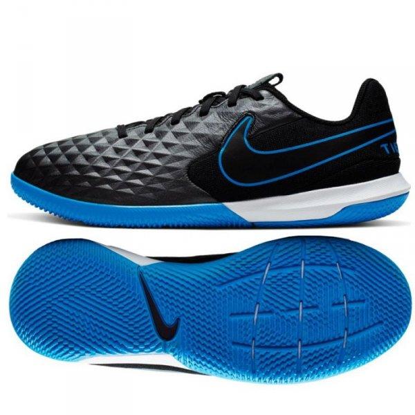 Buty Nike JR Tiempo Legend 8 Academy IC AT5735 004 czarny 36