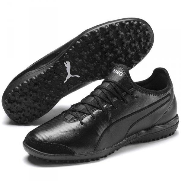 Buty Puma King Pro TT 105668 01 czarny 42 1/2