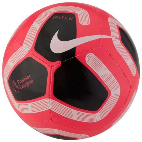 Piłka Nike Premier League Pitch SC3569 620 różowy 4