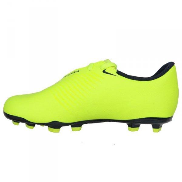 Buty Nike JR Phantom Venom Club FG AO0396 717 żółty 36 1/2