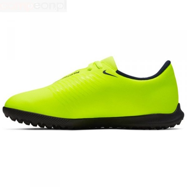 Buty Nike JR Phantom Venom Club TF AO0400 717 żółty 38 1/2