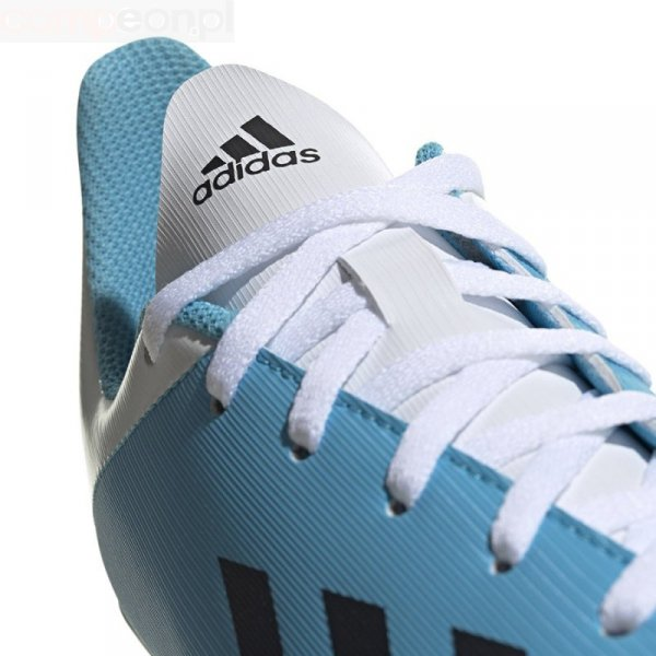 Buty adidas X 19.4 FxG J F35361 niebieski 38 2/3