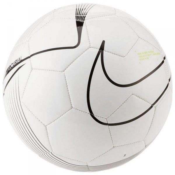 Piłka Nike Merc Fade FA19 SC3913 100 biały 5