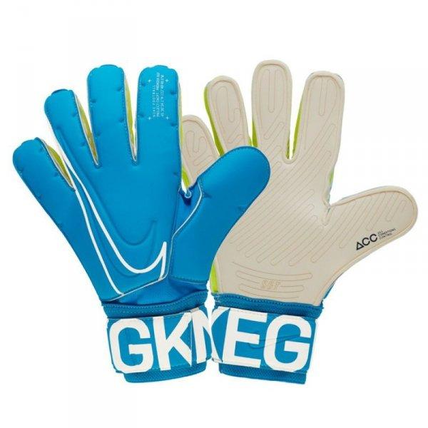 Rękawice Nike GK SGT Premier GS0387 430 niebieski 7